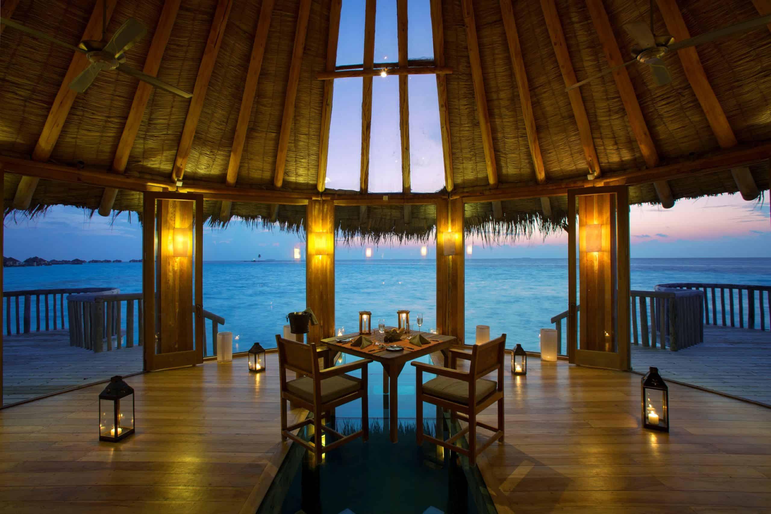 Gili Lankanfushi Maldives Lagoon Champa