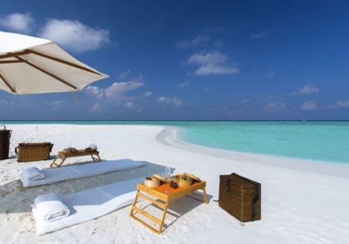 Gili Lankanfushi Maldives beach