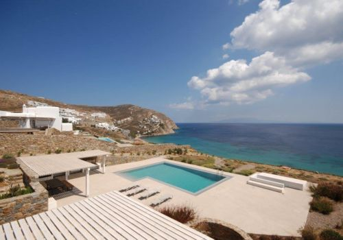 Villa Astarte pool