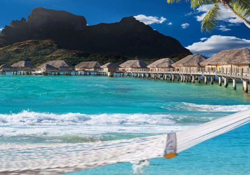 Couples Vacation in French Polynesia