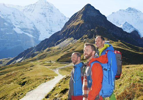 Luxury Alpine Adventure