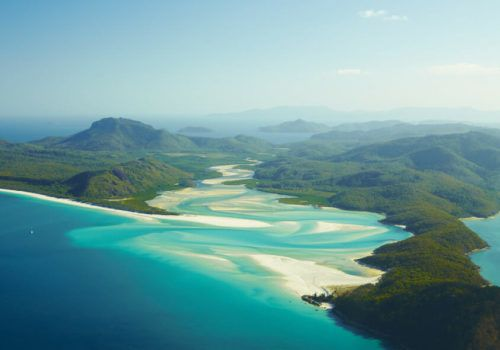 Party in Sydney, Relax at Hamilton Island