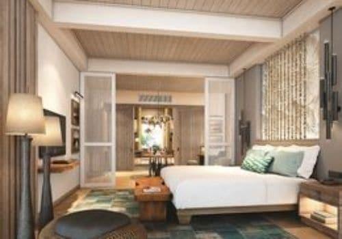 Junior suite frangipani
