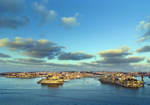 The Grand Harbour, Malta