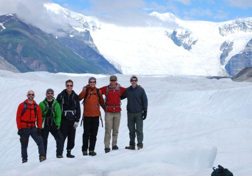 Gay Group Trip: Alaskan Adventure