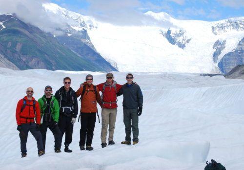 Antarctica gay group trip