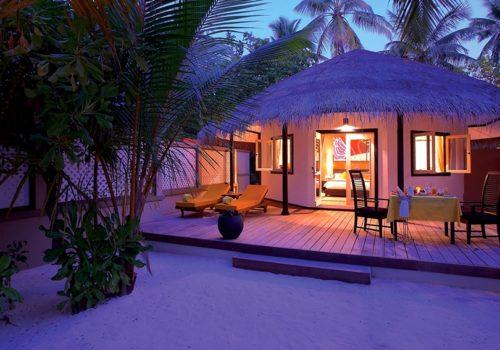 Beach Front Jet Pool Villa