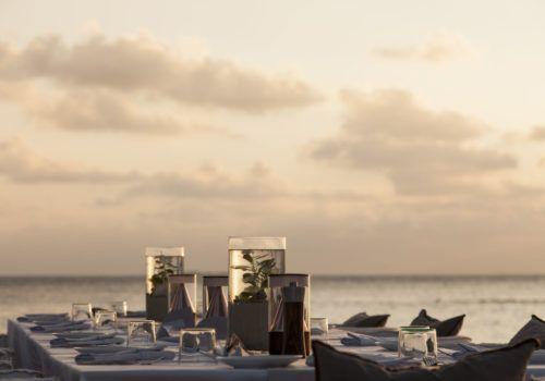 Cheval Blanc terrace