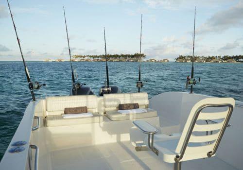 Cheval Blanc fishing