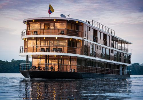 Luxury Amazon Cruise and Optional Andes Add On