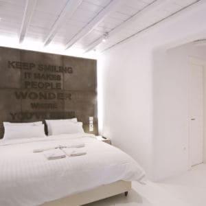 Villa Alice bedroom