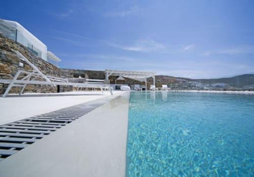 Villa Alice pool