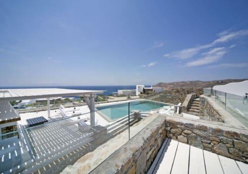 Villa Alice terrace