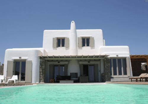 Villa Azzurro pool