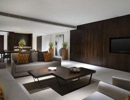 Alila Seminyak – Penthouse Living Area