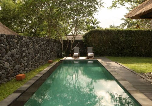 Alila Ubud – Accommodation – Pool Villa Private Pool