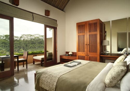 Alila Ubud – Accommodation – Superior Room