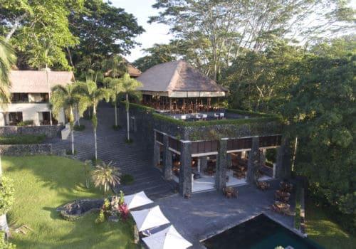Alila Ubud – Dining – Cabana Lounge