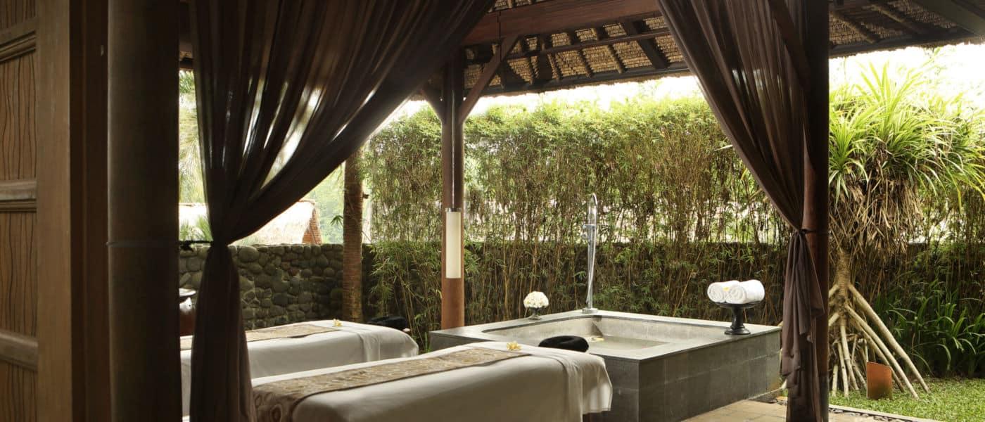 Alila Ubud – Spa Alila – Treatment Villa