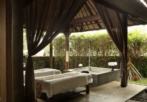 Alila Ubud – Spa Alila – Treatment Villa