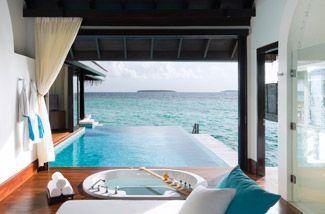 Anantara Kihavah Maldives Overwater Villas