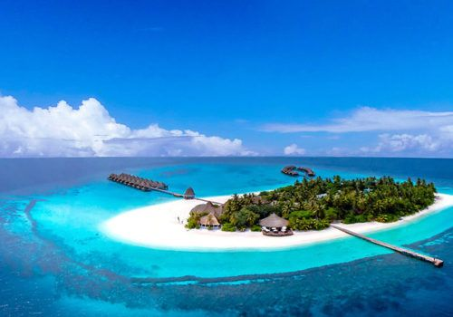 Angaga Island Maldives