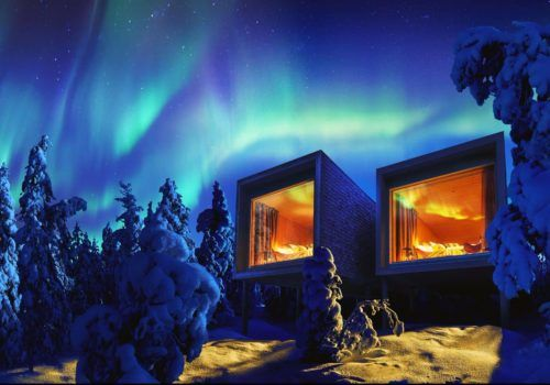 Arctic Tree house Hotel
