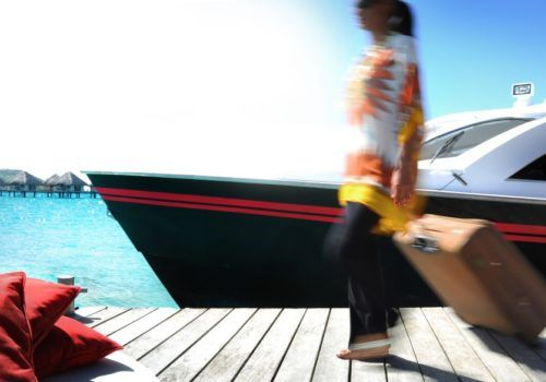 Bora Bora island hopping