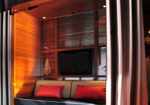Hotel Le Meridien Bora Bora classic bungalow