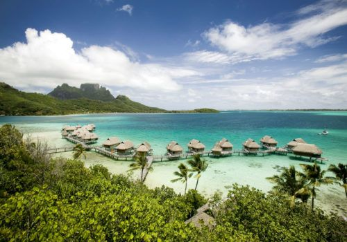 Bora Bora Private Island Escape