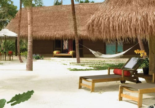 One & Only Reethi Rah Maldives beach