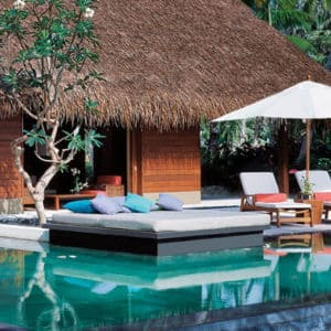One & Only Reethi Rah Maldives  beach villa