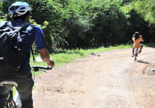 Cycling Battambang