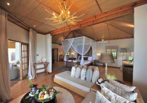 Beach Villa. Bedroom