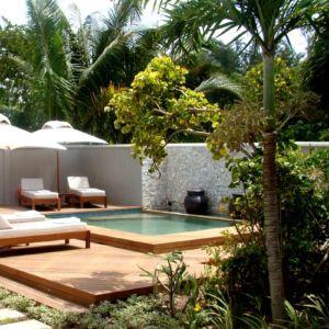 Beach Villa. Plunge Pool