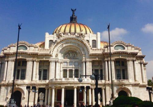 Bellas Artes – Ballet Folklorico
