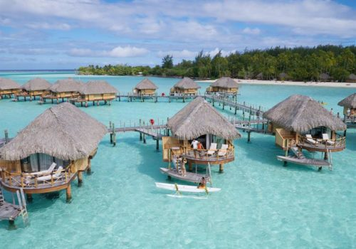 Bora-Bora Pearl Beach Resort & Spa 4