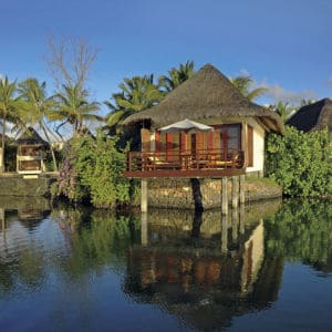 Junior Suite on Stilts at Constance le Prince Maurice, Mauritius
