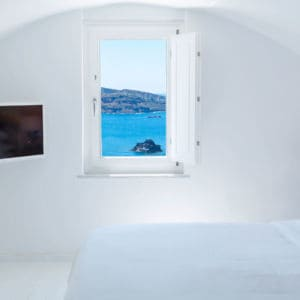 Canaves Oia Suites private pool viilla