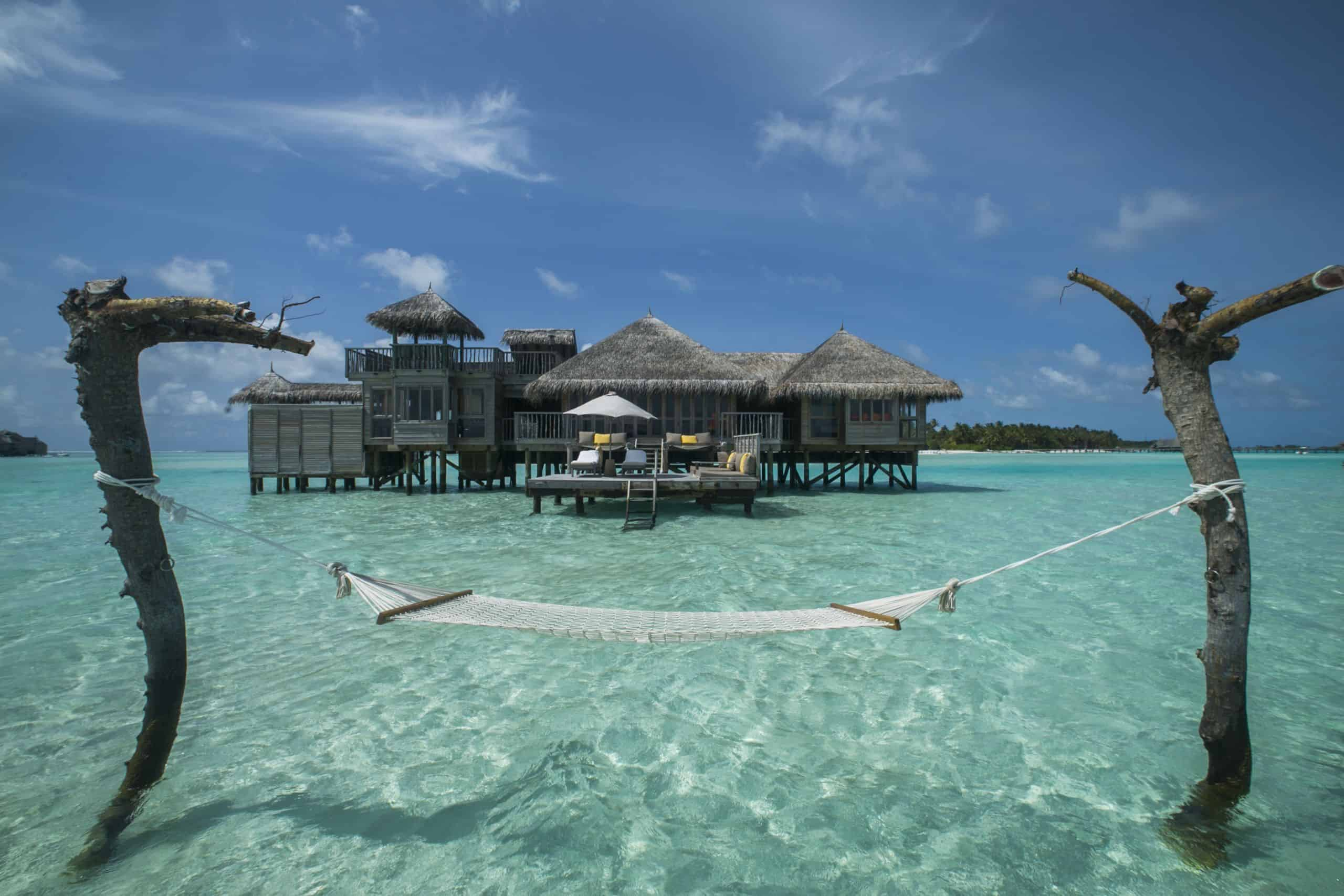 Gay honeymoon to The Maldives