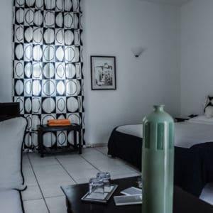 Elysium, Mykonos deluxe room