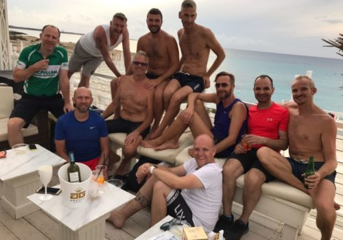 Gay Group Trip: Cycling Polignano a Mare to Gallipoli