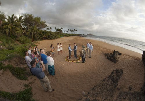 Wailea Gay Wedding