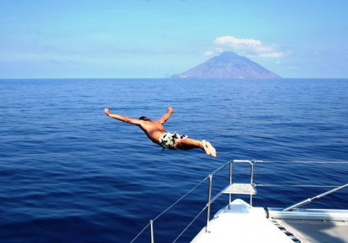 Sailing Sicily and the Aeolian Islands