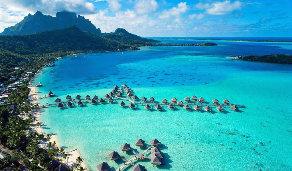 Gay Honeymoons in Bora Bora