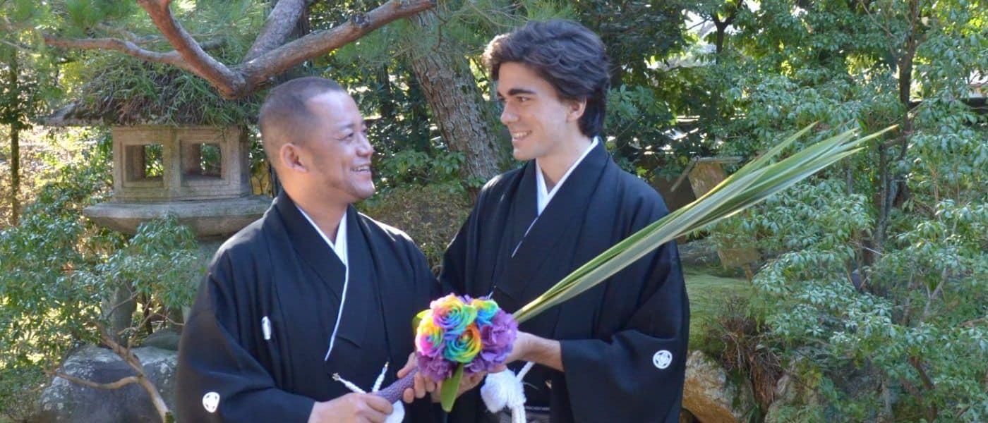 Gay Wedding in Japan
