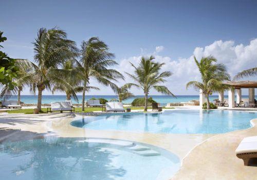 Viceroy Riviera Maya Mexico Infinity Pooll