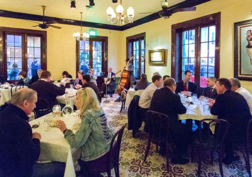 The Jazz Bistro at Arnaud's Restaurant