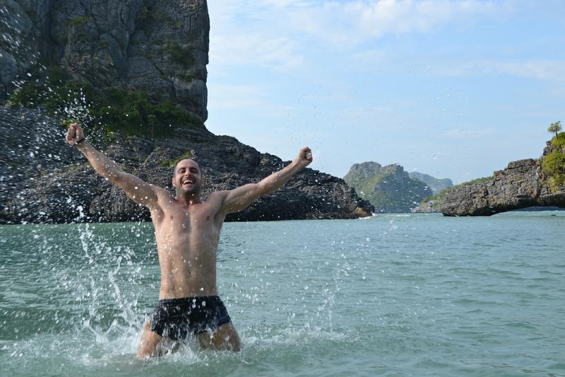Thailand gay group trip