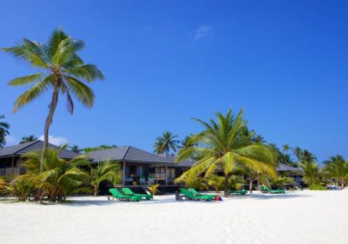 Kuredu Maldives bar